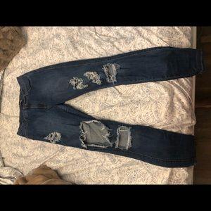 FashionNova Skinny Jeans high-rise